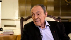 Interview of Michel Rocard about real estate