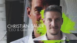 Video Portrait of Christian Sauer