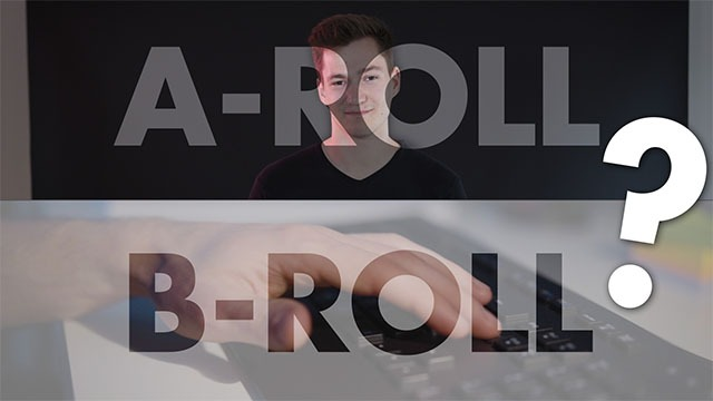 A-Roll and B-Roll? Meaning from a videographer