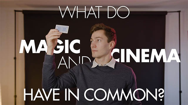 What do magic and cinema have in common - History