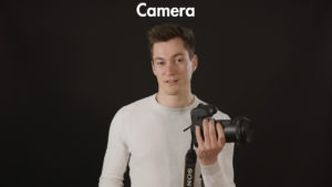 Filming yourself what Camera