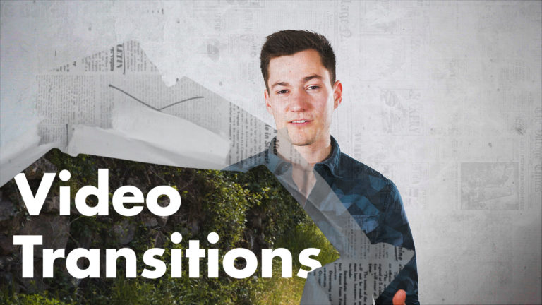 Video transitions why you should care