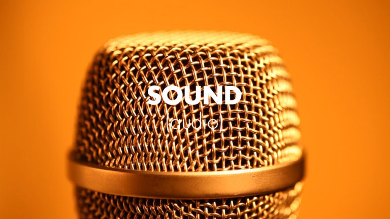 Microphone and audio recording Sound